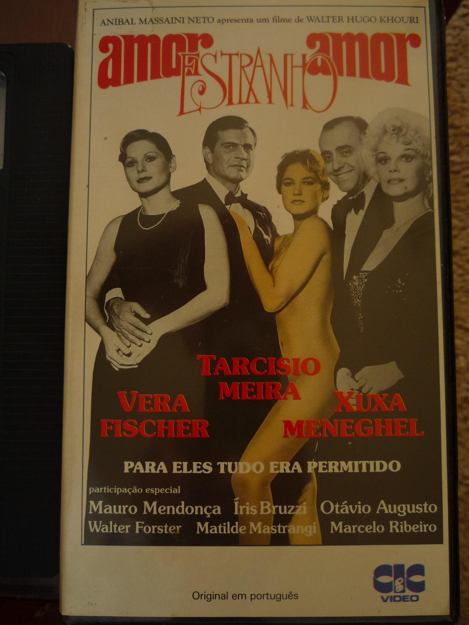 """Amor Estranho Amor 1982 crimidéia de """"amor estranho amor""""   blog dos maníacos por filme"""