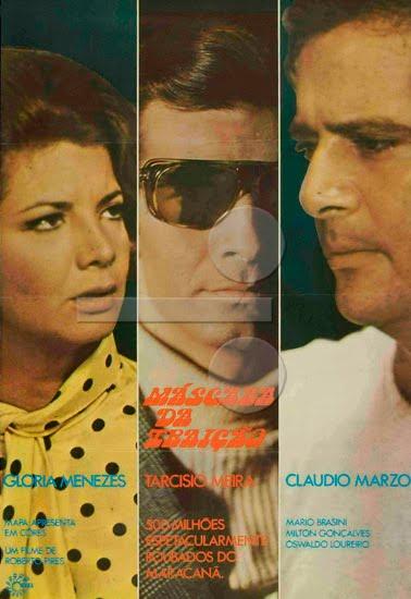 Resultado de imagem para Máscara da Traição (1969)