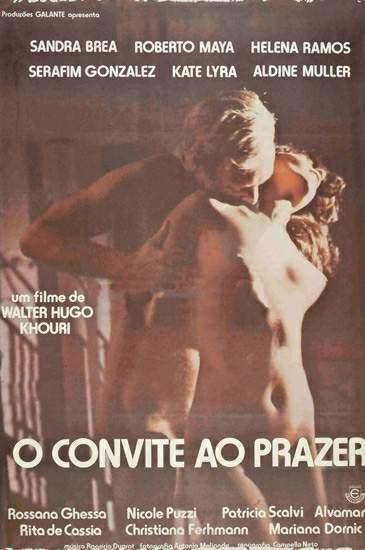 O Convite ao Prazer – Um dos Dramas Eróticos mais Sexy do Cinema Brasileiro (1/6)