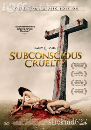 Subconscious Cruelty - Asqueroso, Sangrento, Doentio e Perturbador (1/6)