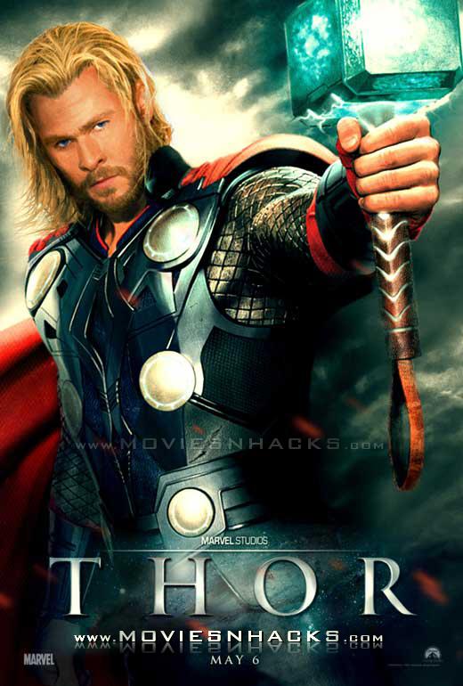 Thor - Uma Aventura Muito Divertida (1/6)