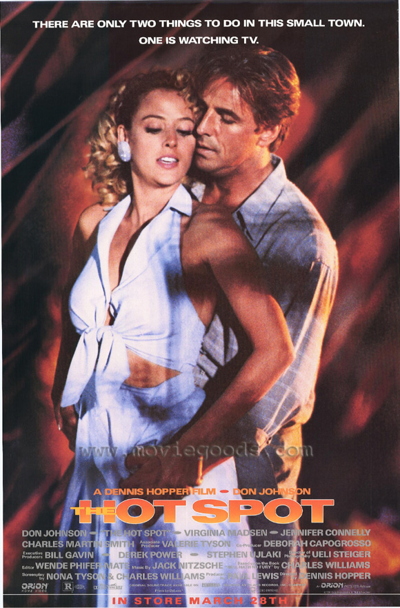 The Hot Spot (1990) - Blu-ray Forum
