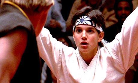 Resultado de imagem para karate kid