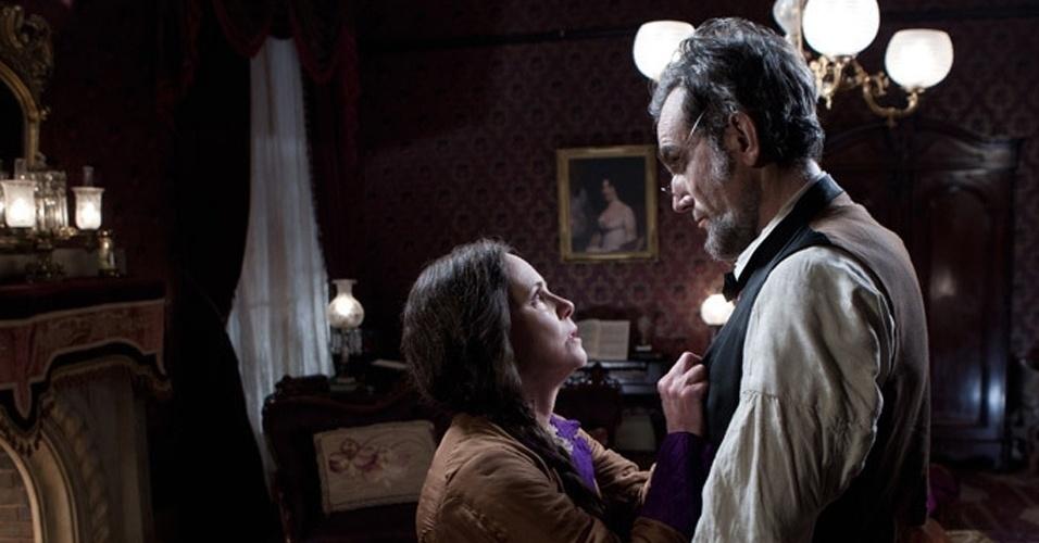 Lincoln - Um dos Filmes Mais Chatos que Eu Tentei Ver (5/6)