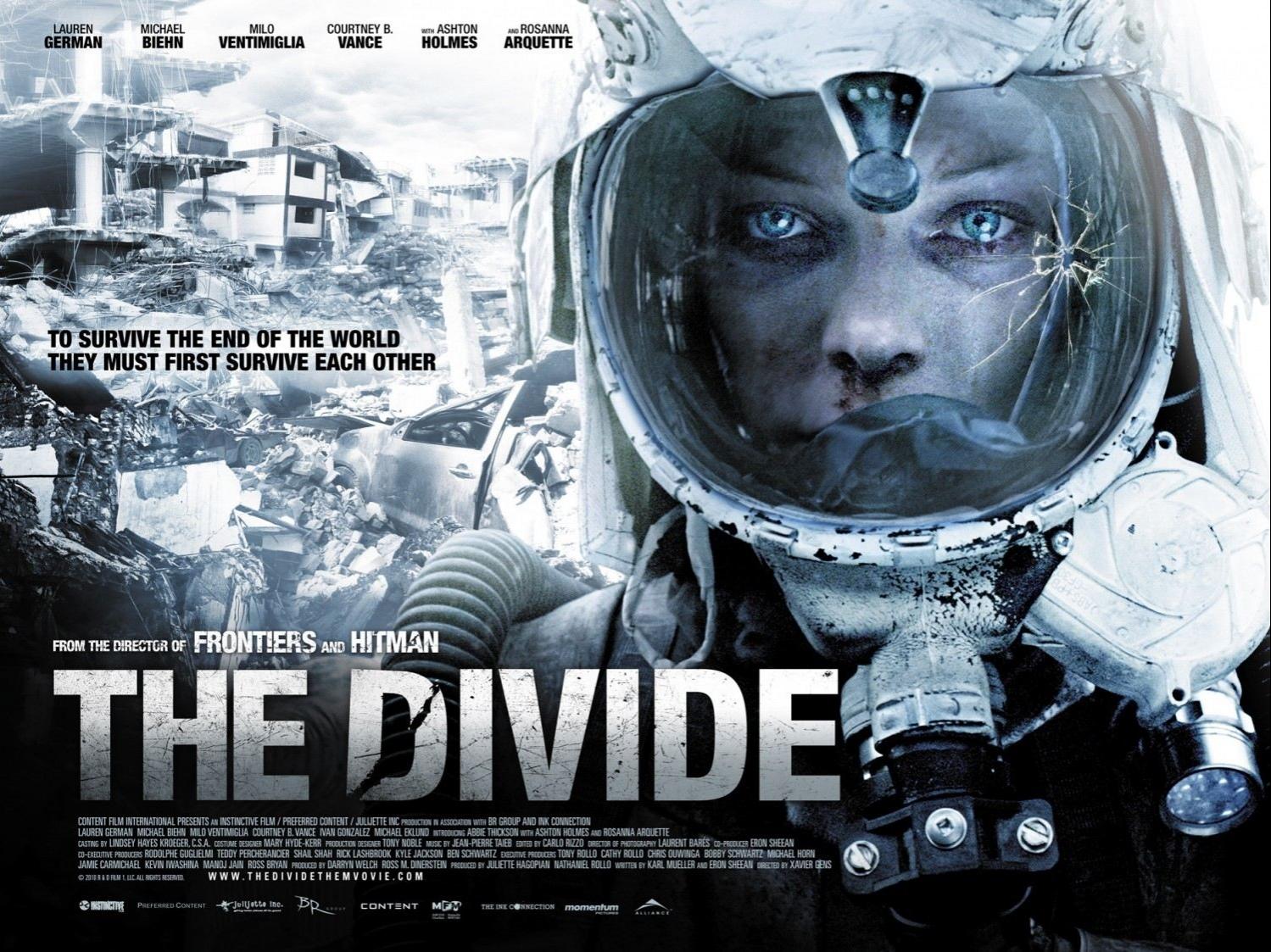 """5b9a617e444 O Abrigo (""""The Divide"""") – Um Filme Perturbador e Doentio sobre o ..."""
