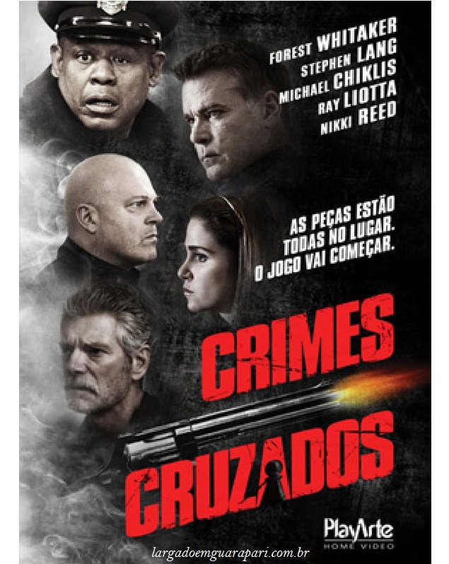 Crimes Cruzados – HD 720p Blu-ray