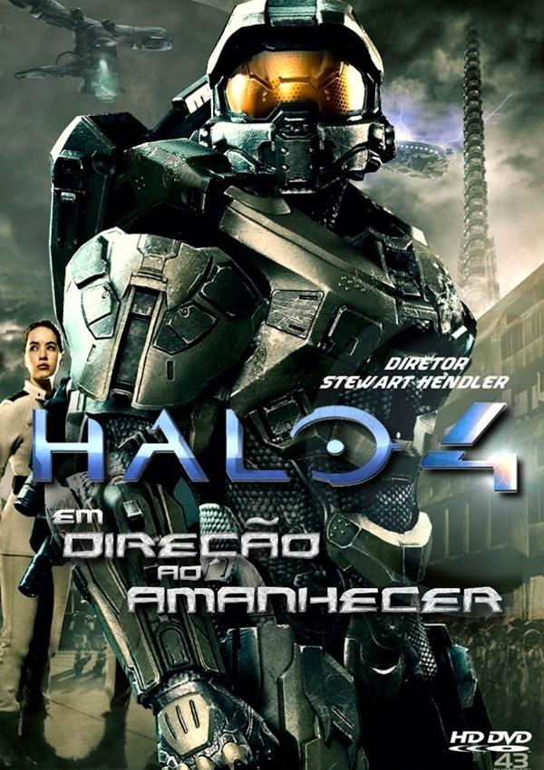 Halo 4: Em Direção ao Amanhecer - Decepcionante como Filme de Ficção-Científica (1/3)
