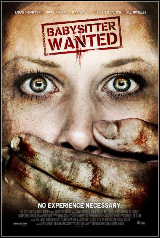Procura-se Uma Babá - Um Filme de Terror de Baixo Orçamento Perturbador e Sangrento  (1/6)