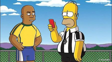Simpsons - You Don't Have to Live Like a Referee 1