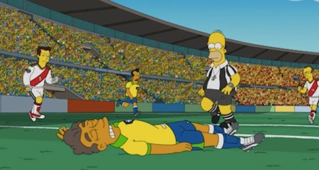 Simpsons - You Don't Have to Live Like a Referee 2