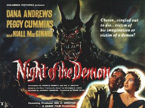 A Noite do Demônio - Filme de Terror Estiloso (1/6)