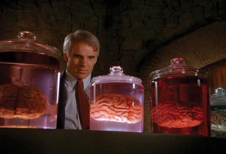 The Man with Two Brains 7