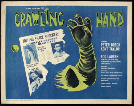 the crawling hand 6