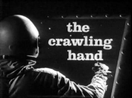 the crawling hand 7