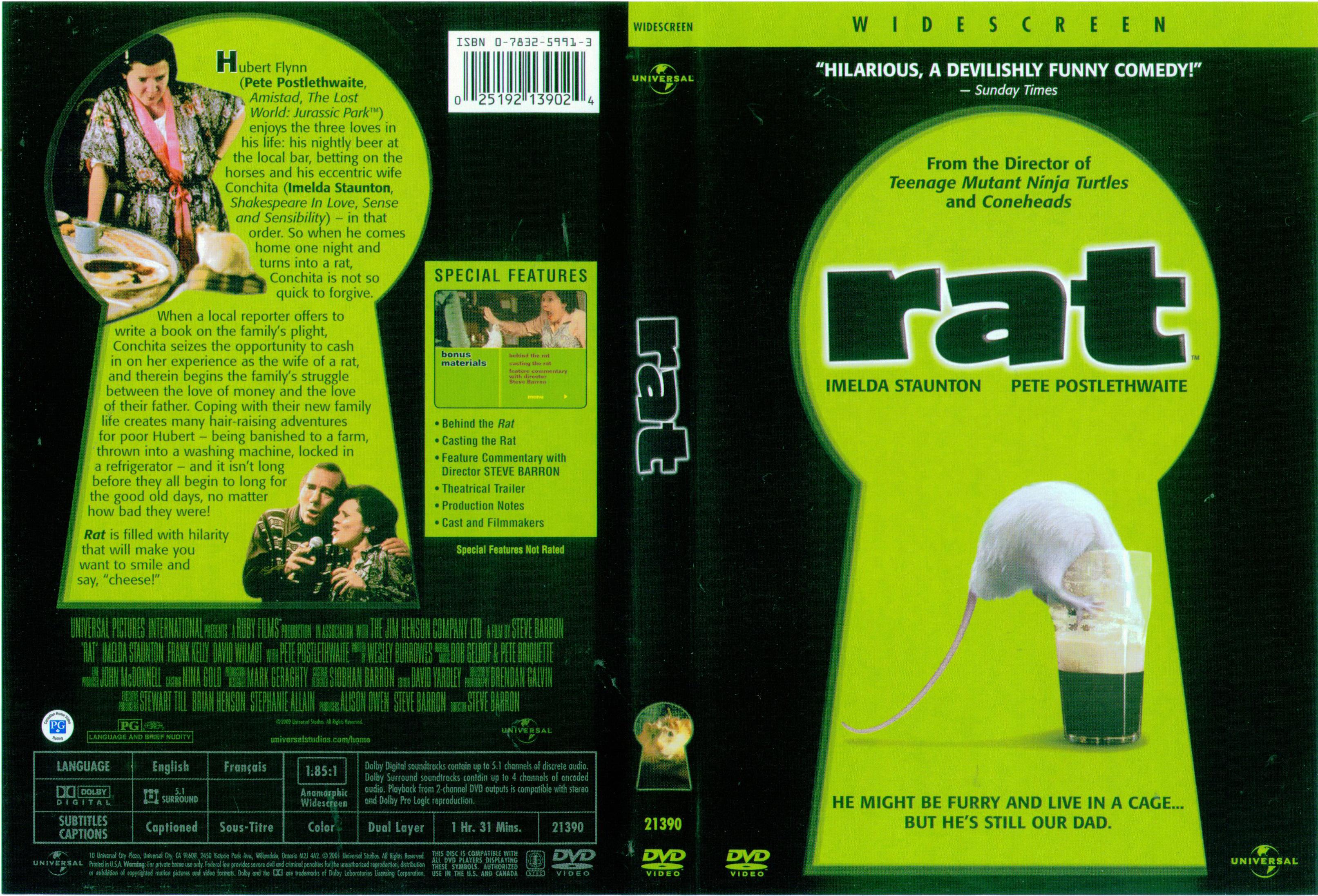 Esse Rato É um Es...