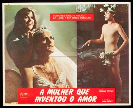 A mulher que inventou o amor 3