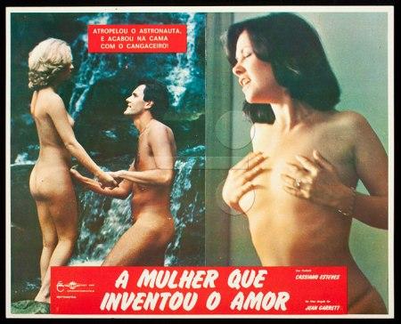 Resultado de imagem para A Mulher Que Inventou o Amor