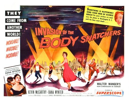 Invasion of the Body Snatchers 10