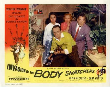 Invasion of the Body Snatchers 8