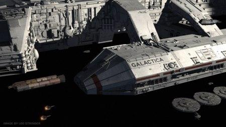 battlestar galactica 3